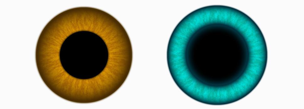 Vytvárame textúru oka pre 3D animovanú postavu