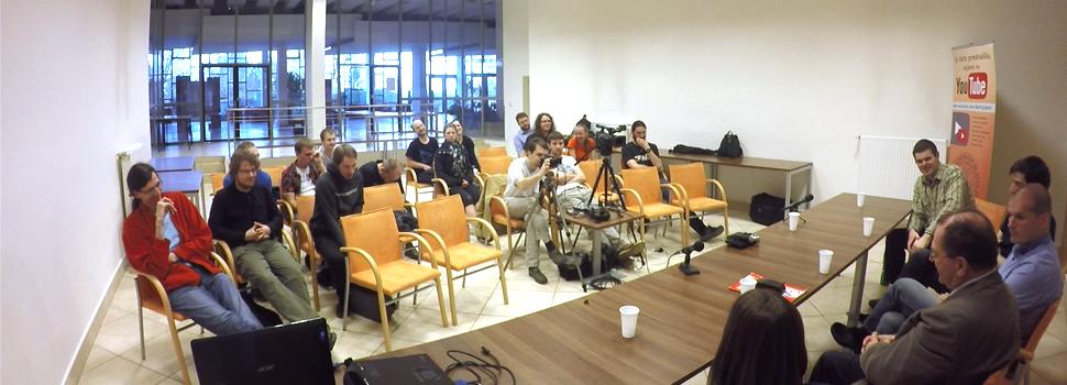 Videozáznam panelovej diskusie