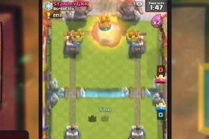 Prvoaprílový Clash Royale
